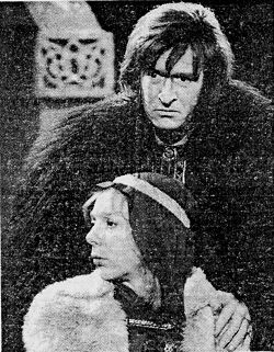 Alan Howard and Anna Massey