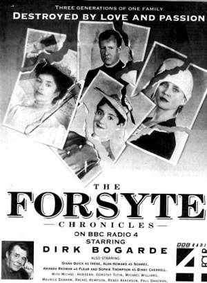 Forsyte advert