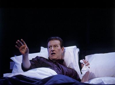 Alan Howard as Gabriel in \x26quot;Gates of ...